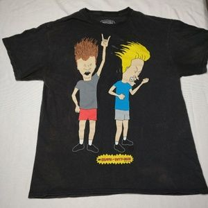 Beavis and Butthead MTV t-shirt. Size large.